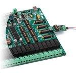 Фото 3/4 MIKROE-551, AVRPLC16 V6 PLC System, Лабораторный стенд для разработки систем автоматики на базе ATmega32