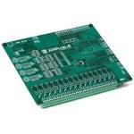 Фото 4/4 MIKROE-551, AVRPLC16 V6 PLC System, Лабораторный стенд для разработки систем автоматики на базе ATmega32