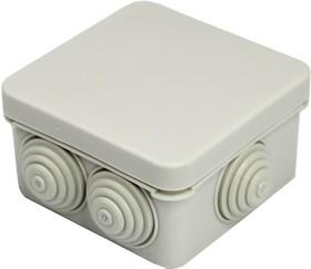 28-3003, Коробка распаячная для о/п 70х70х40