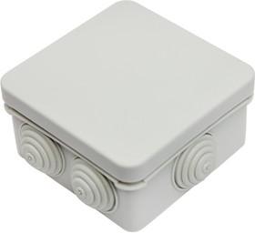 28-3004, Коробка распаячная для о/п 80х80х40