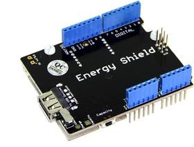 Фото 1/5 Energy Shield, Модуль питания для Arduino