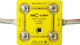 SMD-модуль 4 диода NC ECO4 NEW желтый