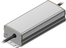 ИПС100-1050Т IP67 ПРОМ 1300, AC/DC LED, 60-95В,1.05А,100Вт, блок питания для светодиодного освещения, корпус D-1