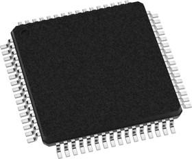 Фото 1/7 ATmega128-16AU, Микроконтроллер 8-Бит, AVR, 16МГц, 128КБ Flash [TQFP-64]