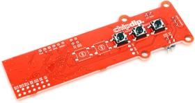 Фото 1/3 RDC2-0060 F, Микроконтроллерный модуль управления светодиодными проектами. Прошивка Большой Фурье, STM32F302CBT6
