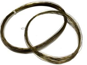 Латунная проволока Л63т 0,3 мм 20 метров