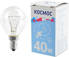 КОСМОС ШР ПР 40Вт E14, Лампа