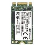 Фото 2/2 TS256GMTS400S, Флеш-накопитель Transcend Твердотельный накопитель SSD 256GB M.2 2242 SSD, SATA3 B+M Key, MLC
