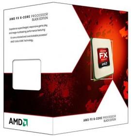 Процессор AMD FX 6300, SocketAM3+ BOX [fd6300wmhkbox]