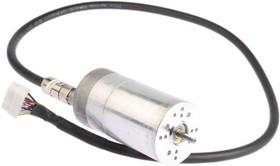 VM.ECI6320BK4, 24 V dc, 42.5 Ncm, Brushless DC Geared Motor, Output Speed 4000 RPM