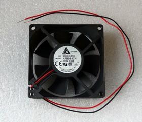 Вентилятор Delta Electronics AFB0812H 80x25мм 12V 1.92W 0.24А OEM