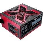 Блок питания AEROCOOL Strike-X 800, 800Вт, 140мм, красный, retail