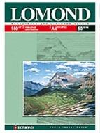 Бумага Lomond 0102076 A4/140г/м2/25л./белый глянцевое для струйной печати