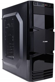 Корпус mATX ZALMAN ZM-T3, Mini-Tower, без БП, черный