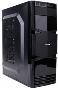 Корпус mATX ZALMAN ZM-T3, Mini-Tower, без БП, черный