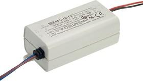 Фото 1/7 APV-16-12, AC/DC LED, блок питания для светодиодного освещения