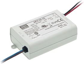 APV-35-15, AC/DC LED, блок питания для светодиодного освещения