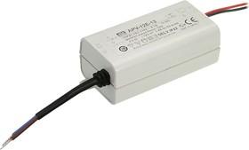 APV-12E-12, AC/DC LED, блок питания для светодиодного освещения