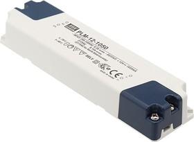 PLM-12-1050, AC/DC LED, блок питания для светодиодного освещения