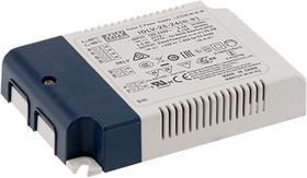 IDLV-25A-48, AC/DC LED, блок питания для светодиодного освещения