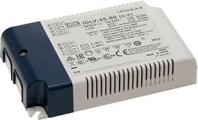 IDLV-45-36, AC/DC LED, блок питания для светодиодного освещения