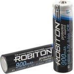 14500/900, Аккумулятор Li-ion, 900mAh, 3.7V, с защитой (15х53мм)