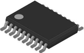 ICL3223EIVZ, Dual Transmitter/Receiver RS-232 20-Pin TSSOP Tube