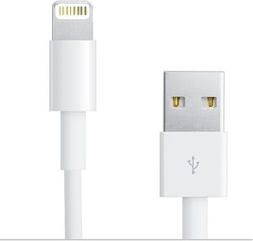 USB кабель для iphone5 белый