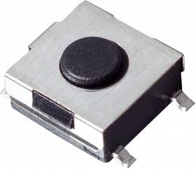 1-1437565-6 (FSM1LP), Кнопка тактовая h=3.1 мм SMD SPST