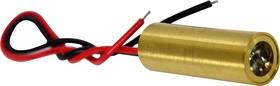 Лазерный модуль №29, D9х26, крест, 2мВт, красный, 650нм