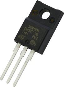 Фото 1/4 STF14NM50N, Транзистор, MDmesh II, N-канал, 500 В, 0.28 Ом, 12А [TO-220FP]