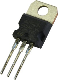 Фото 1/2 STP26NM60N, Транзистор, MDmesh II, N-канал, 600 В, 0.135 Ом, 20А [TO-220AB]