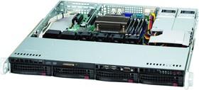 Корпус SuperMicro CSE-813MTQ-R400CB 1U