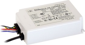 ODLC-45-350DA, AC/DC LED, блок питания для светодиодного освещения