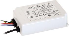 ODLV-45A-24, AC/DC LED, блок питания для светодиодного освещения