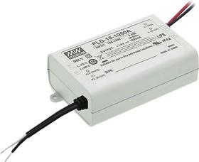 Фото 1/2 PLD-16-350B, AC/DC LED, блок питания для светодиодного освещения