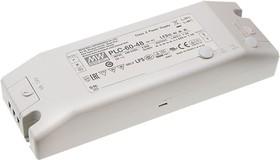PLC-60-20, AC/DC LED, блок питания для светодиодного освещения