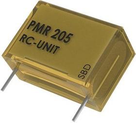 PMR205AC6470M470R30, Конденсатор Безопасности, 0.47 мкФ, X2, PMR205 Series, 125 В, Бумага (MP)