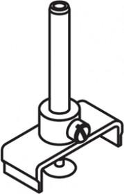 1121-0568, Наконечник для SX-100, демонтаж TSOP 40, 9.9х19.3мм