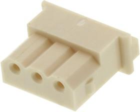 Фото 1/2 50-37-5103, Разъем типа провод-плата, 2.5 мм, 10 контакт(-ов), Гнездо, Mini-SPOX 5264 Series, Обжим, 1 ряд(-ов)