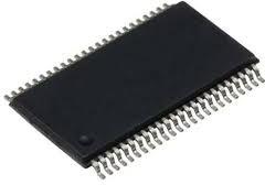 HT1621B-TSSOP48, Контроллер для LCD дисплея 32 х 4 с управлением памятью, [TSSOP-48]