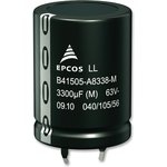 B43455D5108M000, Электролитический конденсатор ...