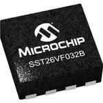 Фото 2/2 SST26VF032B-104I/MF, Флеш память, NOR, Последовательная NOR, 32 Мбит, SPI, SDI, SQI, WDFN, 8 вывод(-ов)