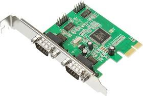 Фото 1/6 Контроллер PCI-E MS9904 4xCOM Ret