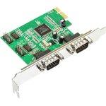 Фото 2/6 Контроллер PCI-E MS9904 4xCOM Ret