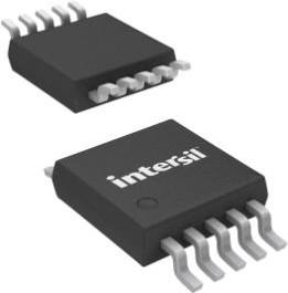 ISL3156EIUZ, Single Transmitter/Receiver RS-422/RS-485 10-Pin MSOP Tube
