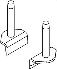 1124-1006, Картридж-наконечник для MT-100, SOIC,TSOP, 8мм