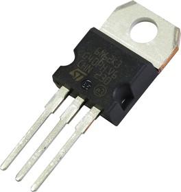 Фото 1/2 STP6N62K3, Транзистор, SuperMESH3, N-канал, 620 В, 0.95 Ом, 5.5А [TO-220AB]