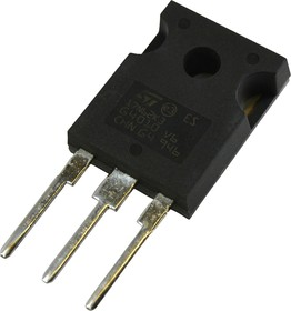 STW17N62K3, Mosfet SuperMESH3, N-канал, 620 В, 0.28 Ом, 15.5 А, TO-247