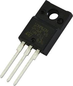 STF10NM60N, Транзистор, MDmesh II, N-канал, 600 В, 0.53 Ом, 10А [TO-220FP]